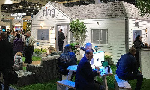 Ring Dials Up Exclusive Pro-Install Line at CES
