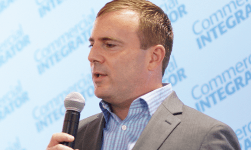 Tom LeBlanc NSCA outreach director