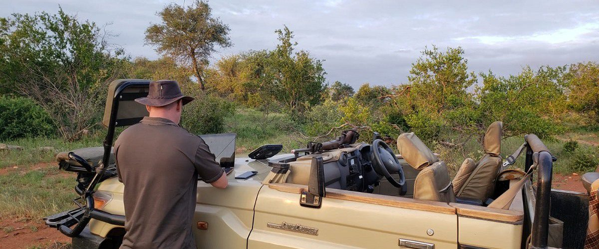 How I Stayed Connected on an African Safari Using an Affordable Satellite Terminal