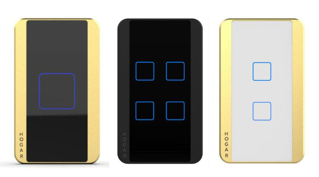 Hogar Controls Prima Touch Switches CES 2020