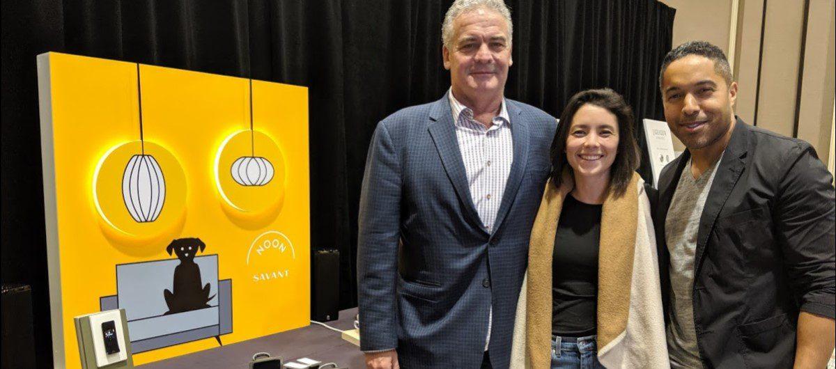 Racepoint/Savant Acquires Noon Home Smart Lighting