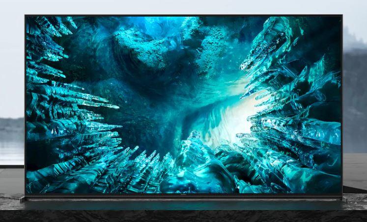 Sony 8K Z8H LED CES 2020