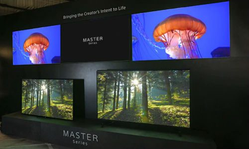 Sony Details New Premium OLED, LED Displays at CES
