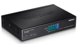 TRENDnet TPE-TG50ES 5-port gigabit switch