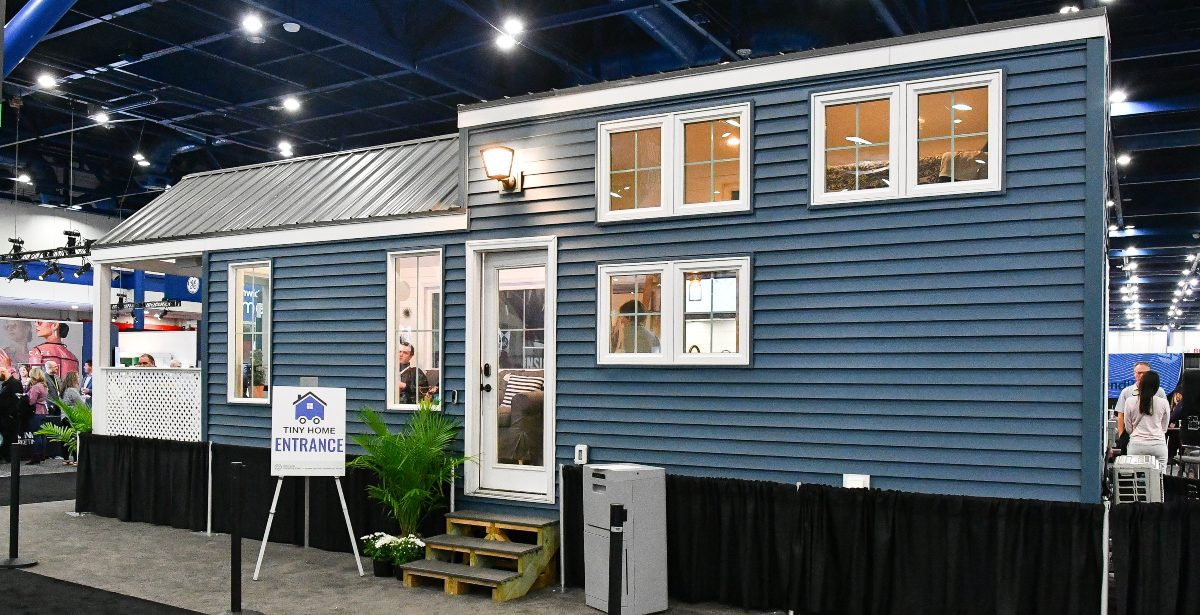 Smart Tiny House Loaded with $25K in Technology