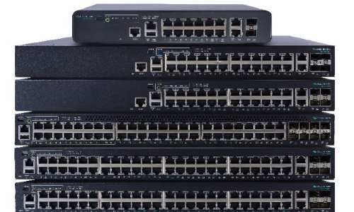 Access Networks Stackable Switches