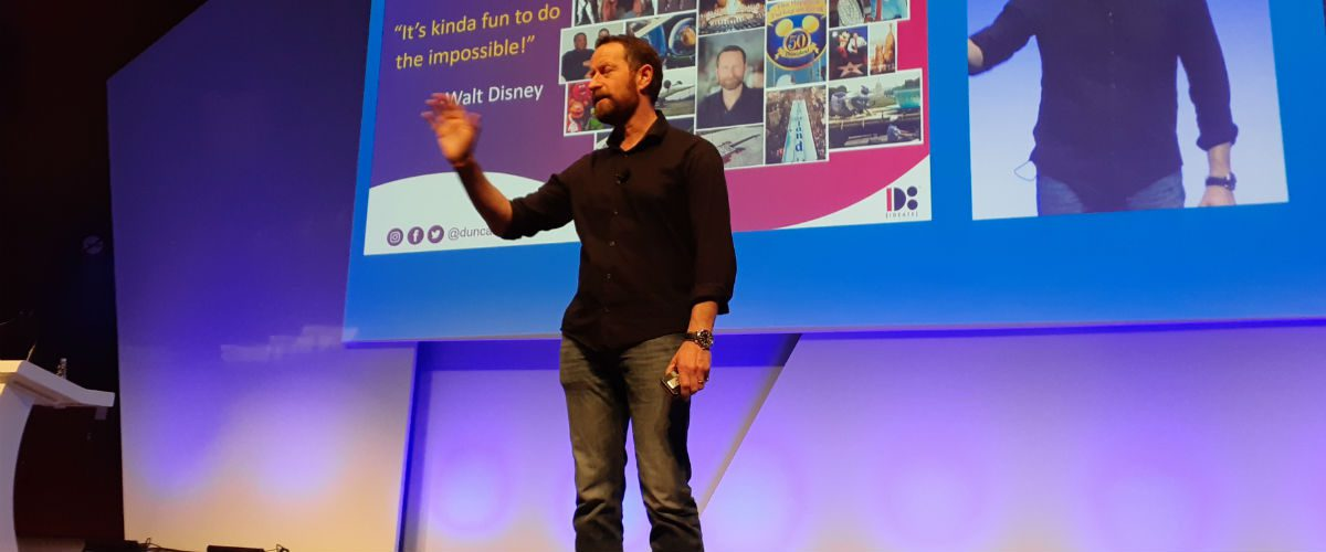 ISE Keynoter Highlights Paths to Creativity & Innovation