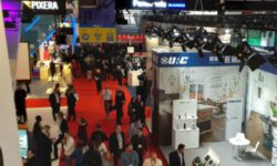 ISE RAI Amsterdam Integrated Systems Europe show floor 2020