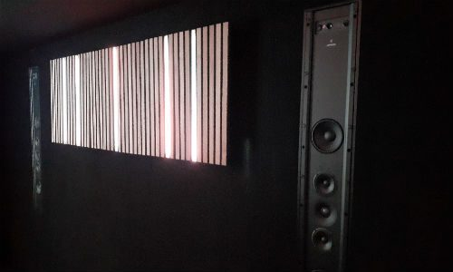 Meridian Showcases New DSP750 In-Wall Marvels