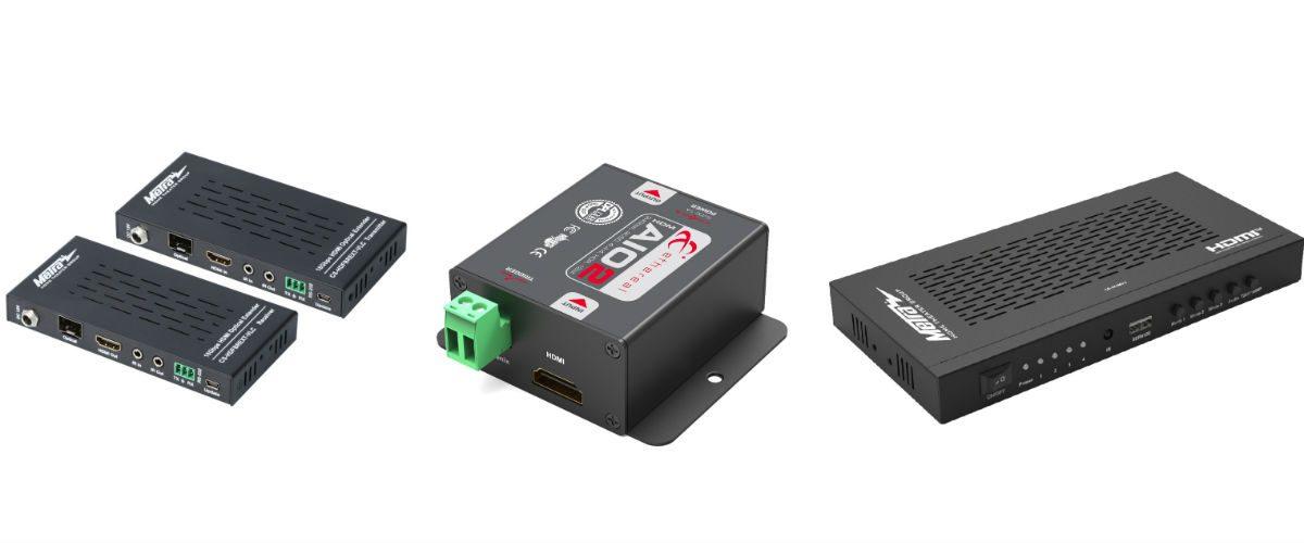 Metra Makes 8K, 48G, Multi-Screen Installs Easy at ISE