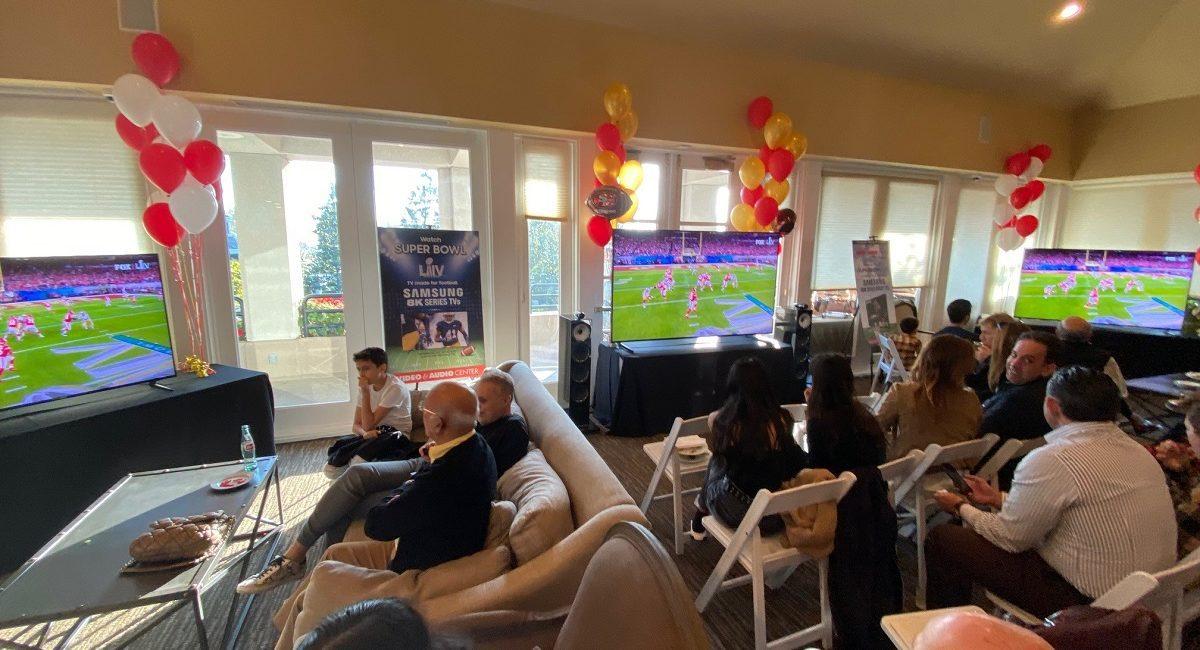 Super Bowl Party Results in Super Samsung 8K TV Sales, slide 1