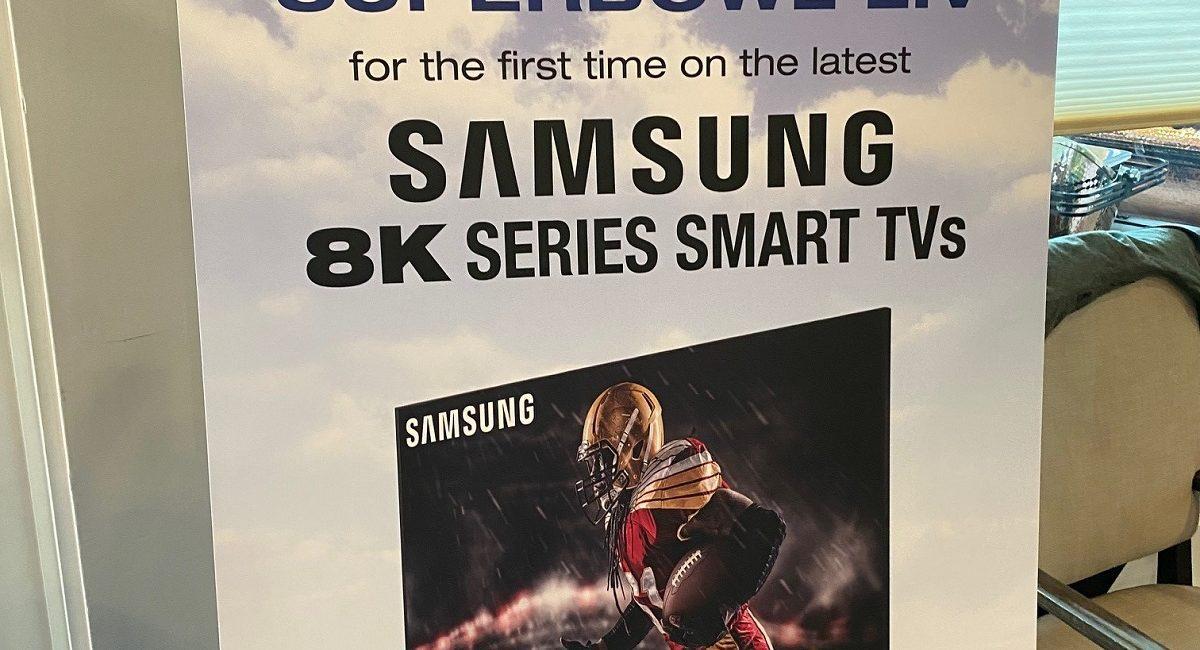 Super Bowl Party Results in Super Samsung 8K TV Sales, slide 3
