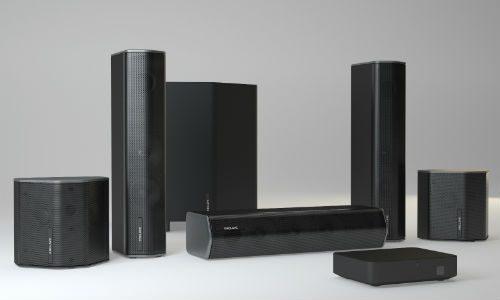 Hands On: Enclave Audio CineHome II Wireless Surround-Sound System