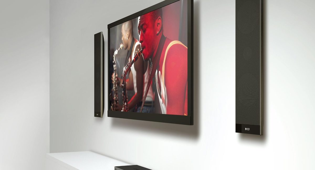 Hands On: KEF V300 Makes Upgrading Home Audio Easy
