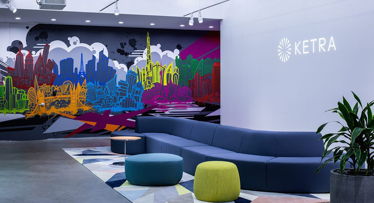 Lutron Creates Light-Filled Experience at Ketra HQ