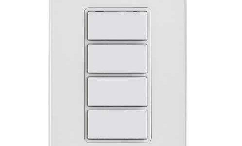 leviton decora 4 button controller