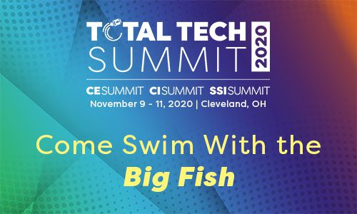 Total Tech Summit 2020 Now Accepting Applications