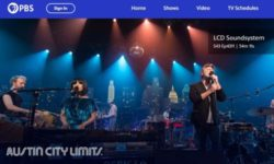 music streaming Austin City Limits