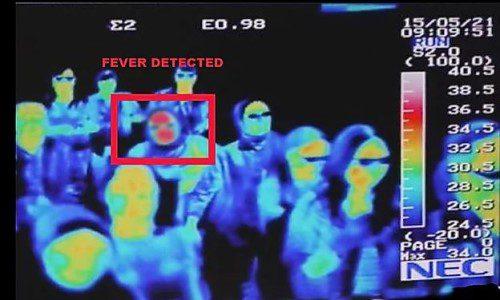 Coronavirus Detectable Via AI Security Cameras, Athena Claims