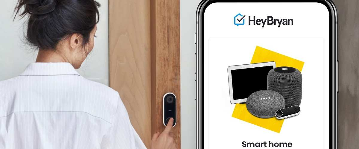 Canada's HeyBryan App Adds Smart Home Installation Services