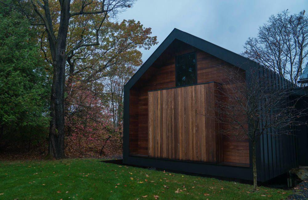 N.Y. Integrator Leverages James Small Aperture Speakers for Barn Renovation, slide 0