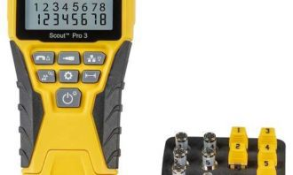 klein tools scout pro 3 tester