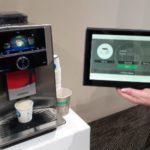 URC ISE 2020 smart appliances coffee module