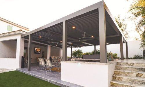 Florida Integrator Helps Turn Outdoor Eyesore into an AV-Filled Oasis