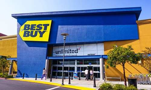 Best Buy exterior small