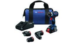 Bosch 18V FlexiClick 5-In-1 Drill/Driver System
