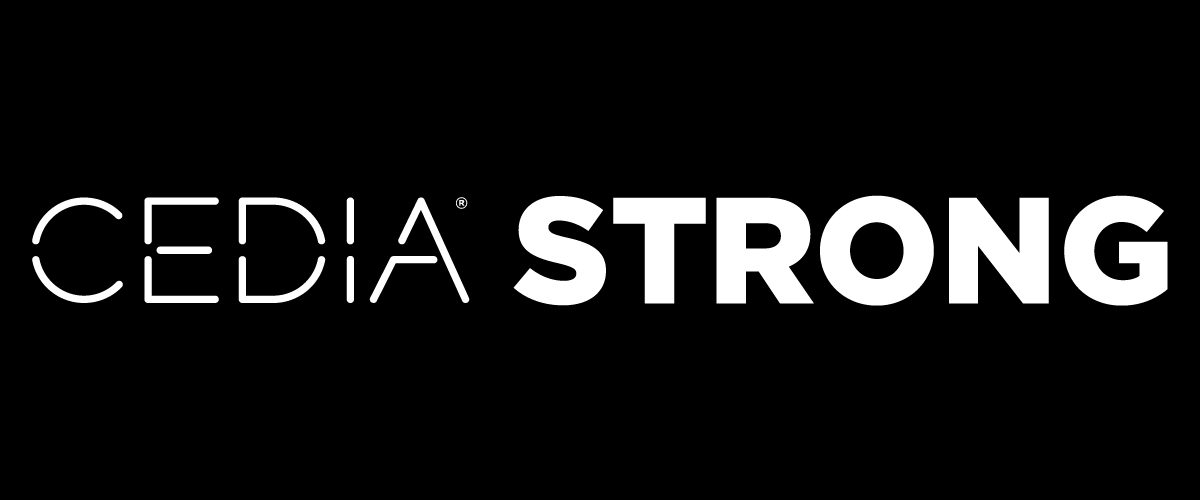 CEDIA Rolls Out 'CEDIASTRONG' Initiative in Response to Coronavirus