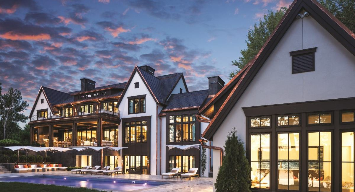 Minnesota-Based Integrator Turns 12,000-Square-Foot Mansion into Custom Home of the Year