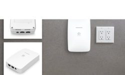 EnGenius Cloud wall-plate access point, ECW115
