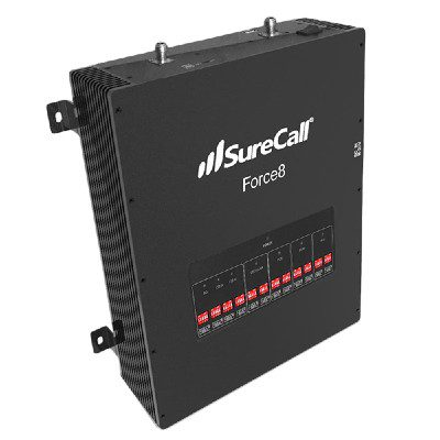 SureCall Force8 cell phone signal booster