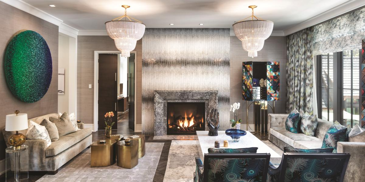 Minnesota-Based Integrator Turns 12,000-Square-Foot Mansion into Custom Home of the Year, slide 5