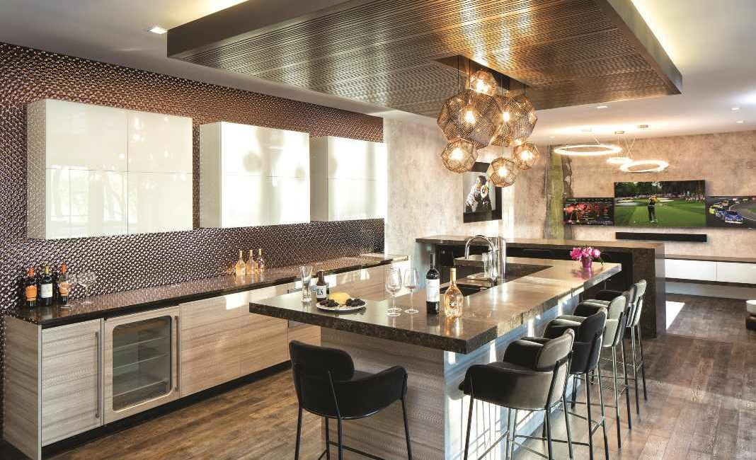 Minnesota-Based Integrator Turns 12,000-Square-Foot Mansion into Custom Home of the Year, slide 0