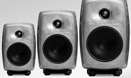Genelec RAW Loudspeakers