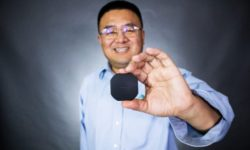SureCall CEO Hongtao Zhan 5G