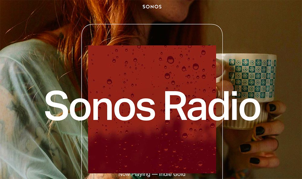 Sonos Launches Sonos Radio Streaming Service