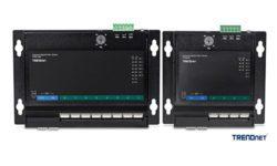 TRENDNet industrial switches