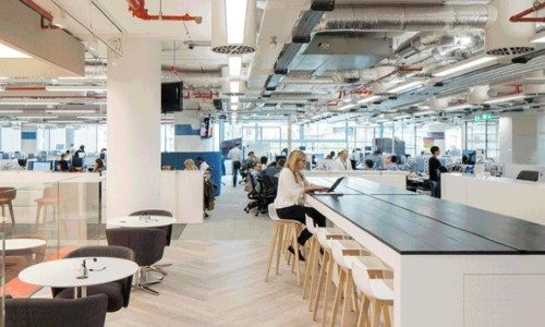 Delos Spearheads Workspace Wellness Research & Strategies