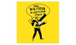 Two Writers Slinging Yang podcast