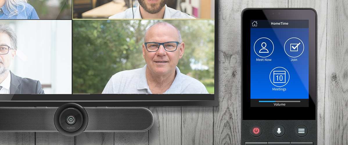 Crestron HomeTime Unveiled as $6,100 Home Videoconferencing Solution