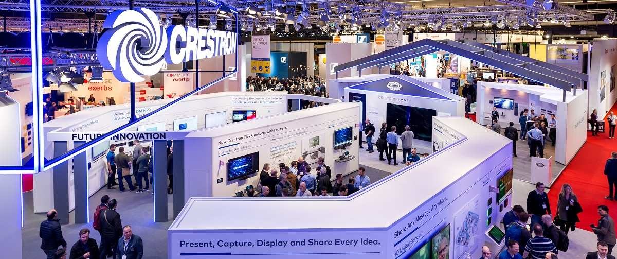 Crestron Set to Return to CEDIA Expo