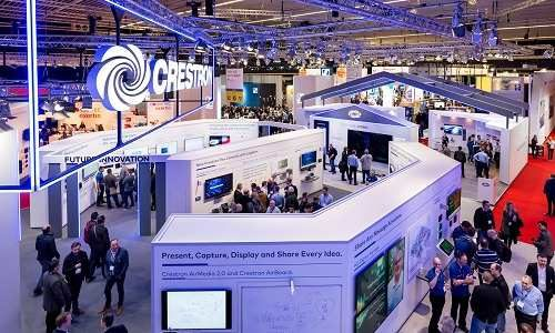 Crestron Set to Return to CEDIA Expo