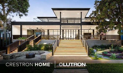 Crestron and Lutron Collaborate on Lighting, Shade Integration