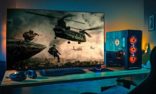 LG 48CX OLED TV