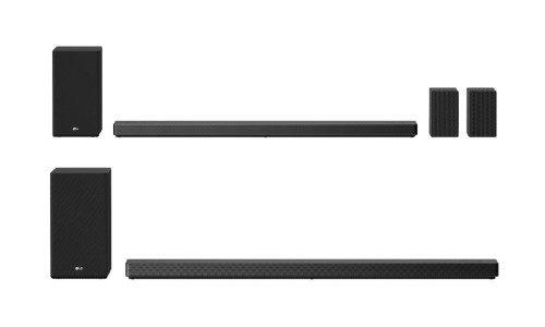LG 2020 Soundbars Meridian