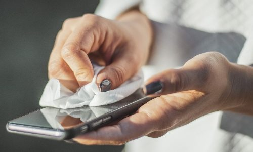 How to Properly Disinfect Touchscreens
