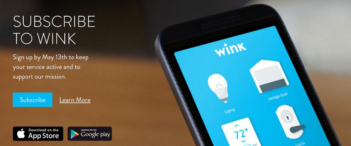 DIY Smart Home System Wink to Require $5/Month from Users